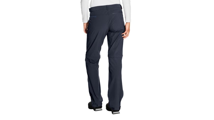 Vaude - Womens Farley Stretch ZO TZip Pants - Trekkinghosen
