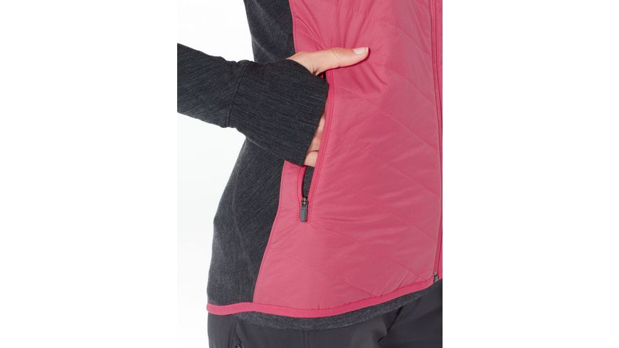 Icebreaker - Wmns Descender Hybrid Jacket - Isolierte Jacken