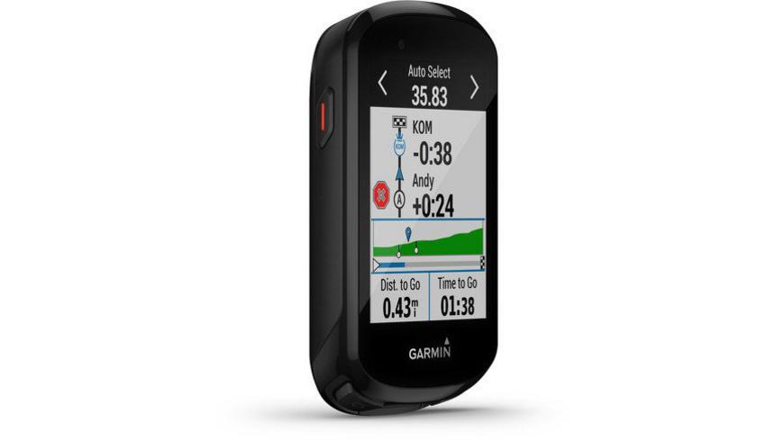 Garmin - Edge 830MoutainbikeBundle - GPS