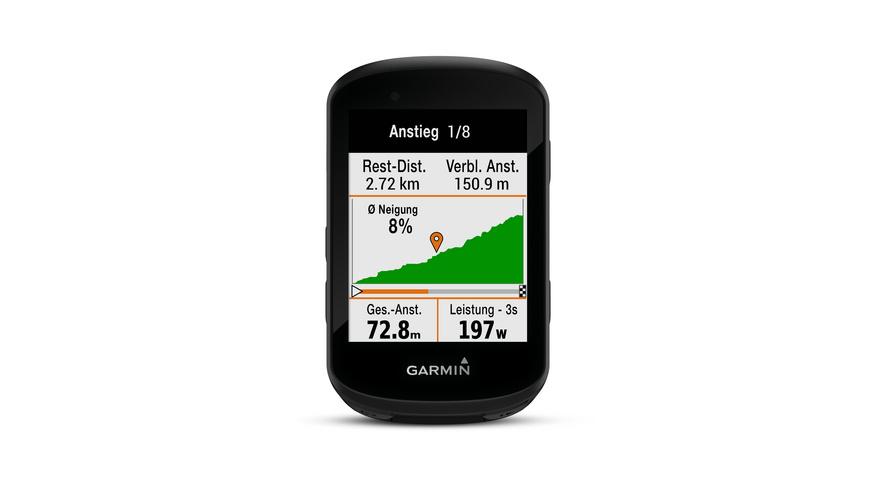 Garmin - Edge 530MoutainbikeBundle - GPS