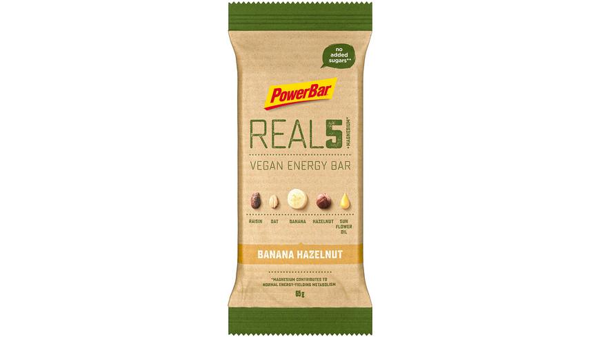 Power Bar - Real5 Vegan Energy Bar - Outdoor Nahrung
