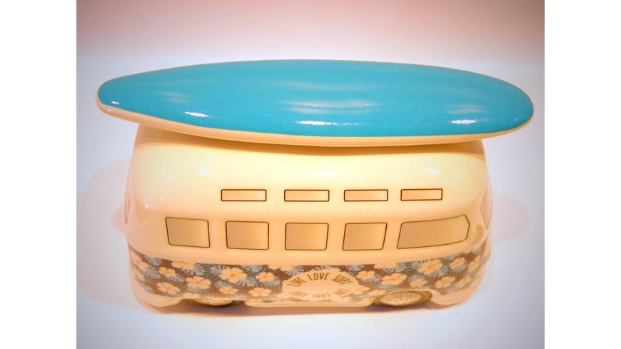 Kerameer - KeramikBus Spardose - Spiel Spass
