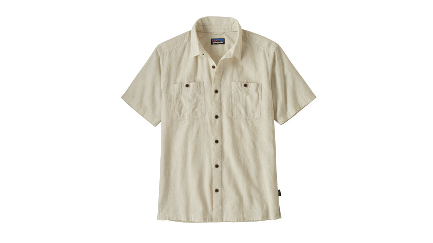 Patagonia - Ms Back Step Shirt - Hemden