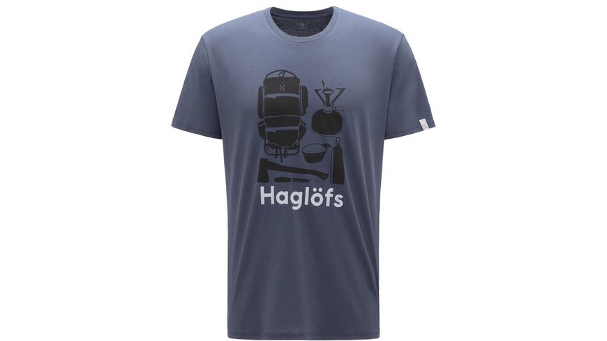 Hagloefs - Camp Tee Men - TShirts