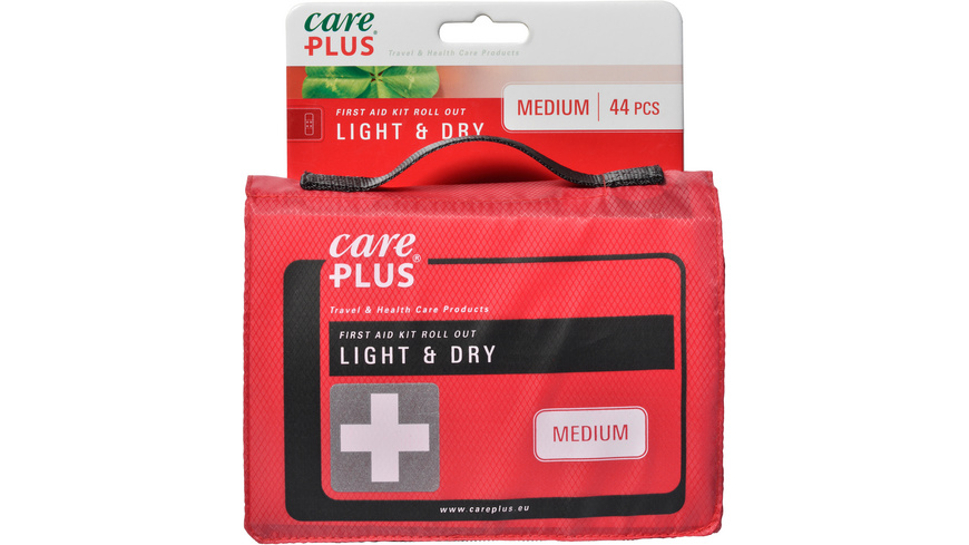 CarePlus - First Aid Kit Roll Out Medium - Erste Hilfe Sets
