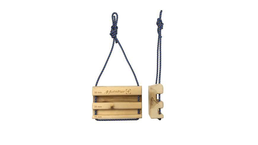 Metolius - Wood Rock Rings - Klettern Training