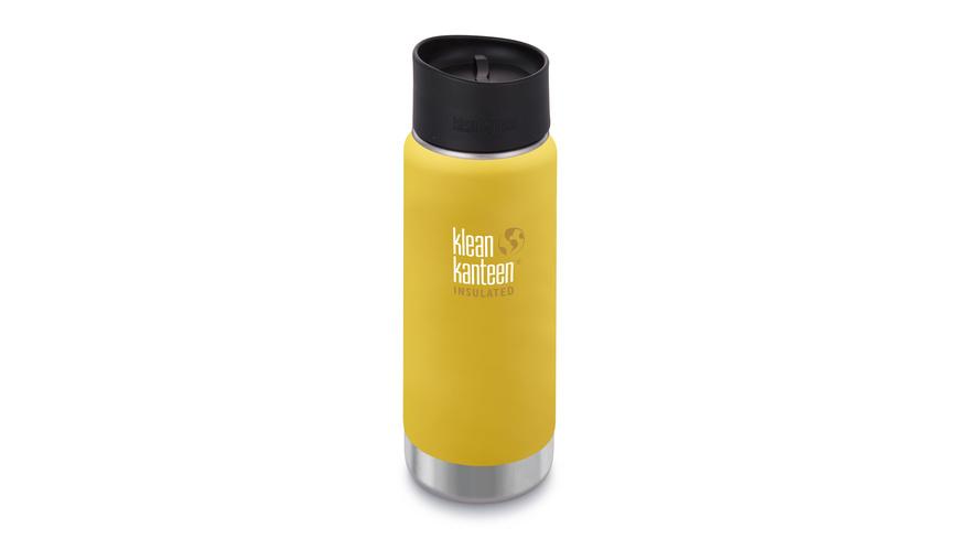 Klean Kanteen - Wide Vacuum Isoliert Caf Cap - Campinggeschirr Besteck