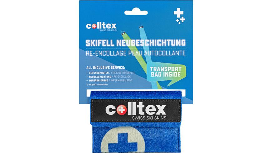 Colltex - Service ReCoating - Skifelle