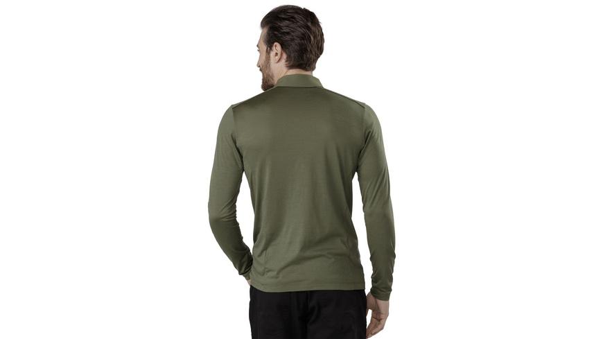 Arcteryx - A2B LS Polo Mens - TShirts